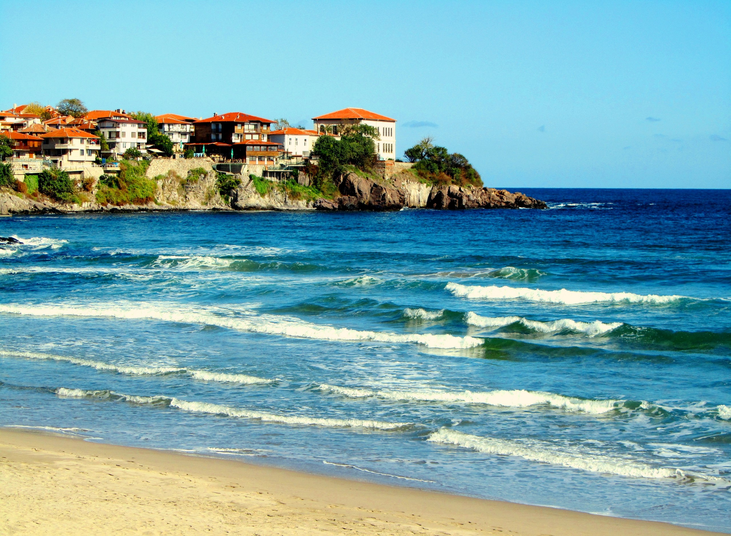 Sozopol – Harmanite Beach - beaches.bg