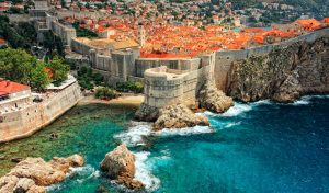 The-walls-of-Dubrovnik